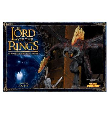 Games Workshop Warhammer The Lord Of The Rings Balrog 12-05